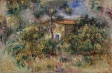 Сельский дом - Ренуар, Пьер Огюст