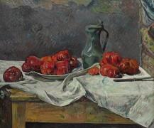 Натюрморт с помидорами - Гоген, Поль