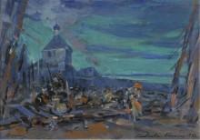 Художник-постановщик, 1923 - Коровин, Константин Алексеевич