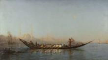 Каяк султанши, Константинополь -  Зим, Феликс