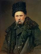 Шевченко, Тарас Григорьевич - Крамской, Иван