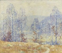 Мороз на холмах, 1921 -  Уиггинс, Гай Кэрлтон