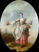 Цветочница - Буше, Франсуа