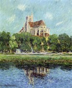 Кафедральный собор в Осере - Луазо, Гюстав