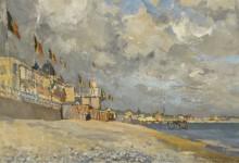 Пляж в Сент-Андрессе, 1915 - Матьё, Поль