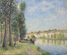 Река Луэн в Море - Сислей, Альфред