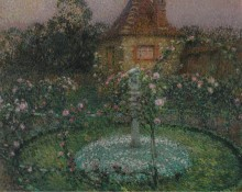 Павильон, Герберой, 1909 - Сиданэ, Анри Эжен Огюстен Ле