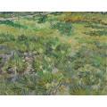 Длинная трава с бабочками - Гог, Винсент ван
