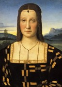 Портрет Елизаветы Гонзага - Рафаэль, Санти