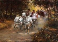 Деревенская свадьба - Веруш-Ковальский, Альфред