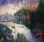 Открытие Моисея, 1924 - Энсор, Джеймс