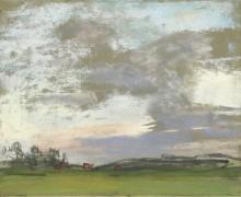 Пейзаж - Моне, Клод
