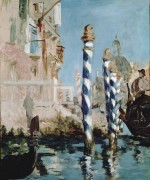 Большой канал в Венеции II - Мане, Эдуард