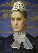 Портрет матери художника - Саутолл, Джозеф Эдвард