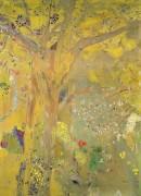Желтое дерево - Редон, Одилон