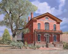 Отель Мид, Баннок, штат Монтана - Борелли, Гвидо (20 век)