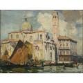 Дворец Лабио, Венеция, 1908 - Стритон, Артур
