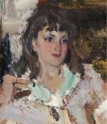 Портрет Мэри Кикер, 1931 - Фешин, Николай Иванович