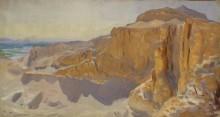 Скалы в Эль Бахри, Египет - Сарджент, Джон Сингер