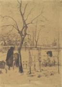 Зимний сад (Winter Garden, 1883 - Гог, Винсент ван