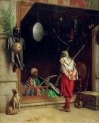 Каирский торговец оружием - Жером, Жан-Леон