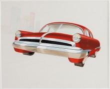 Дизайн автомобиля, 1950-60