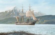 Челленджер у берегов архипелага Кергелен - Дьюз, Джон Стивен