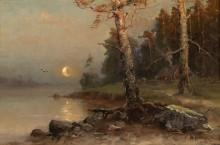 Лунная ночь - Клевер, Юлиус Сергиус