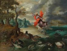Дух Божий, парящий над водами - Брейгель, Ян (младший)
