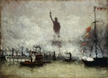 Статуя Свободы -  Смит,  Фрэнсис Хопкинсон