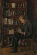 Читающий Андреас - Мунк, Эдвард