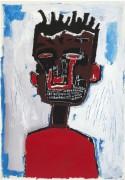 Автопортрет, 1984 - Баския, Жан-Мишель