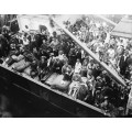 "Иммигранты на палубе ""Крунлэнд"""