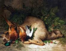 Натюрморт с дичью - Андерсон, Софи