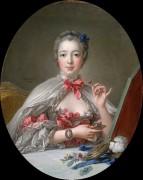 Маркиза де Помпадур - Буше, Франсуа