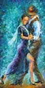 Голубое танго - Афремов, Леонид