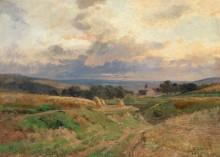 Пейзаж, Мария Анцбах - Шустер, Аделе