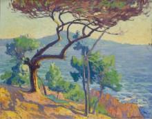 Красные скалы, 1912 - Мадлин, Поль
