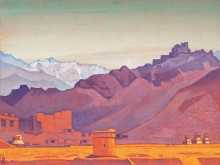 Путь на Тибет - Рерих, Николай Константинович