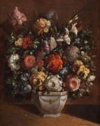 Натюрморт с цветами - Андрес, Мартинес