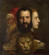 Аллегория благоразумия - Тициан Вечеллио