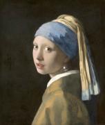 Девушка с жемчужной серёжкой - Вермеер, Ян