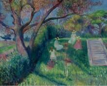 Качели, 1913 - Глакенс, Уильям