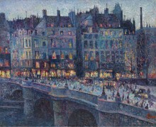 Набережная Конти, 1894 - Люс, Максимильен
