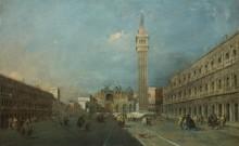 Венеция - площадь Сан-Марко - Гварди, Франческо