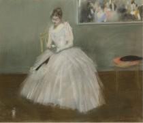 Бальный блокнот, 1888 -  Форен, Жан-Луи