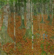 Березовая роща - Климт, Густав
