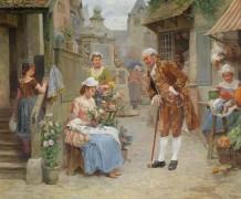 Продавщица цветов - Гризон, Адольф