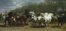 Ярмарка лошадей - Бонёр, Роза
