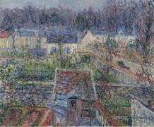 Деревня Триэль, 1900 - Луазо, Гюстав